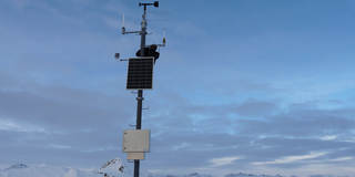 Weather station Gsies Regelspitze