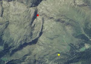 Aerofotografia: Stazione meteo di alta quota Casies Cima Regola