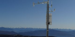 Weather station Laurein Clozner Loch