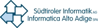 Logo der Südtiroler Informatik AG