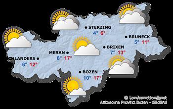 Das Wetter heute, 27.03.2015