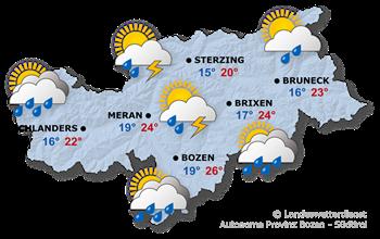 Das Wetter heute, 28.06.2017