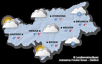 Allgemeine Wetterlage